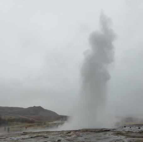 Strokkur the geyser